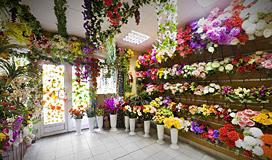 Где купить искусственные цветы в нижнем зеленые розы купить москва